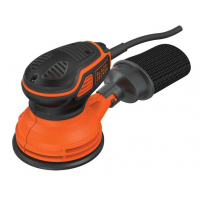 BLACK DECKER SZLIFIERKA MIMOŚRODOWA 125mm 240W KA199-477297