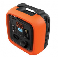 BLACK DECKER KOMPRESOR 12V/230V/11BAR ASI400-495111